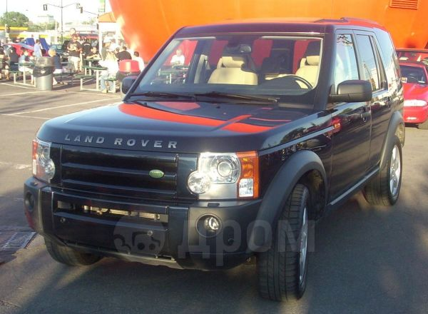 Land Rover Discovery, 2005 год, 585 000 руб.