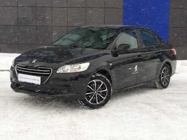 Peugeot 301, 2013 год, 375 000 руб.