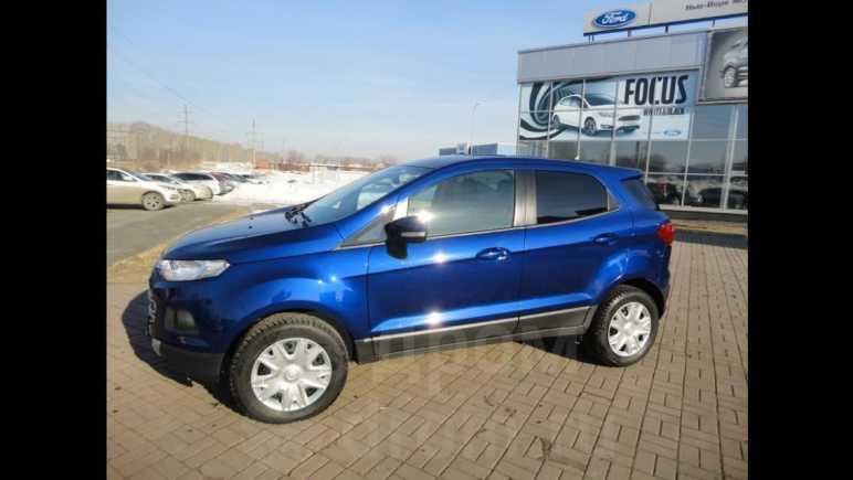 Ford EcoSport, 2017 год, 890 000 руб.