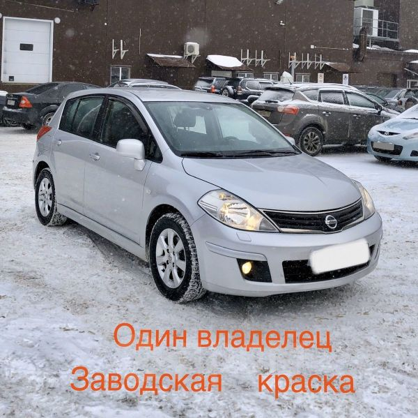 Nissan Tiida, 2010 год, 545 000 руб.