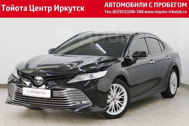 Toyota Camry, 2019 год, 1 890 000 руб.