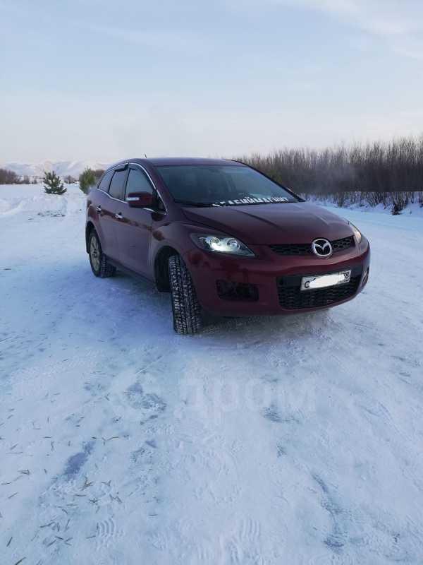 Mazda CX-7, 2007 год, 430 000 руб.