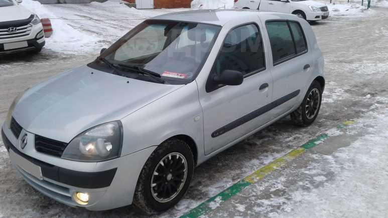 Renault Clio, 2004 год, 190 000 руб.