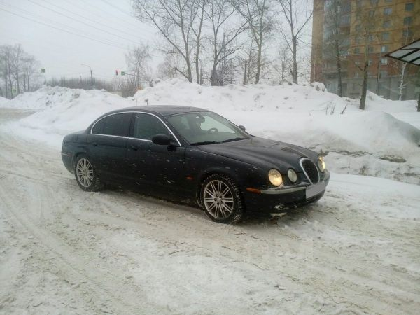 Jaguar S-type, 2004 год, 350 000 руб.