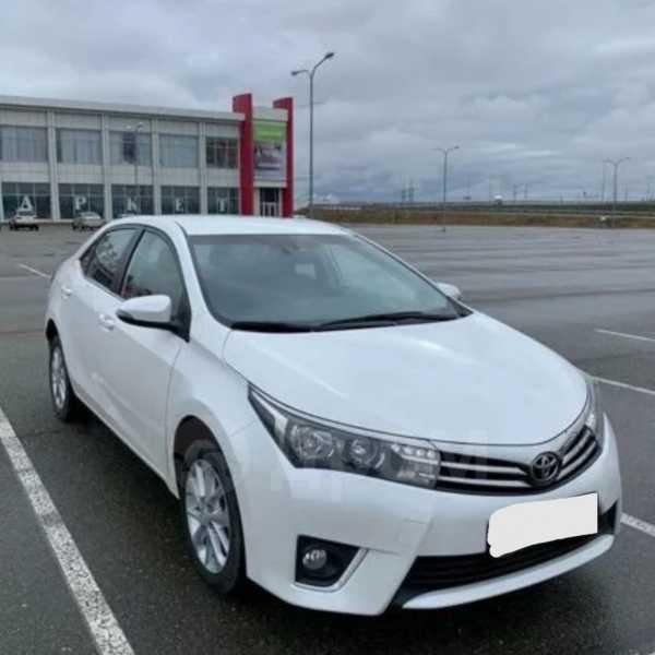 Toyota Corolla, 2015 год, 765 000 руб.