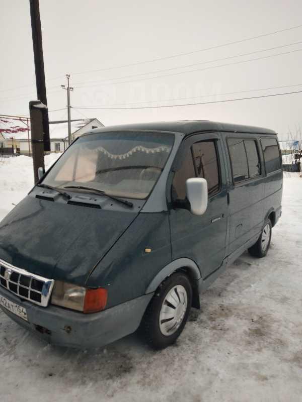 ГАЗ 2217, 2001 год, 140 000 руб.