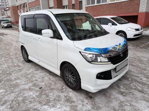 Suzuki Solio, 2013 год, 565 000 руб.
