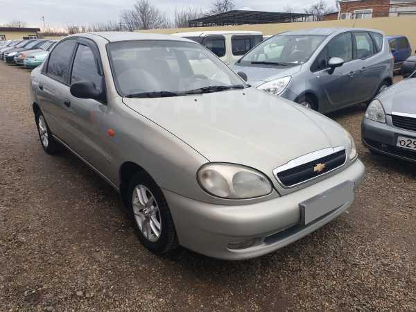 Chevrolet Lanos, 2007 год, 168 000 руб.