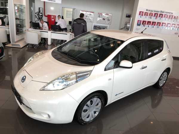 Nissan Leaf, 2013 год, 499 900 руб.