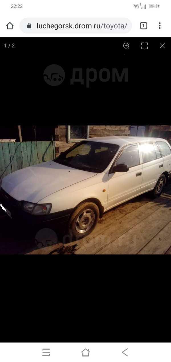 Toyota Caldina, 1997 год, 80 000 руб.