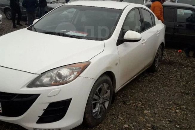 Mazda Mazda3, 2010 год, 420 000 руб.