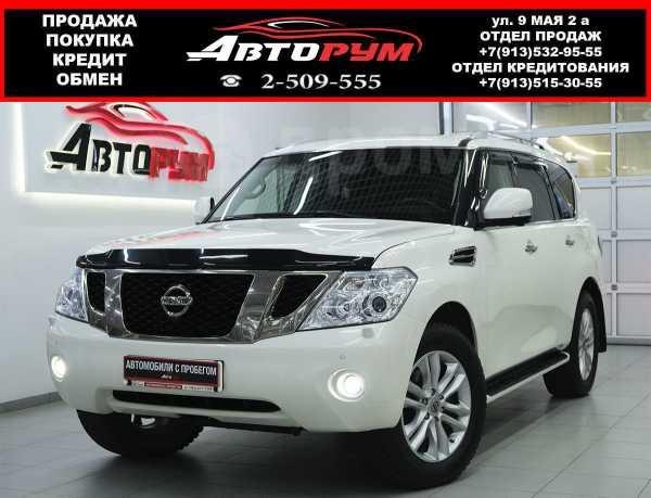 Nissan Patrol, 2012 год, 1 457 000 руб.