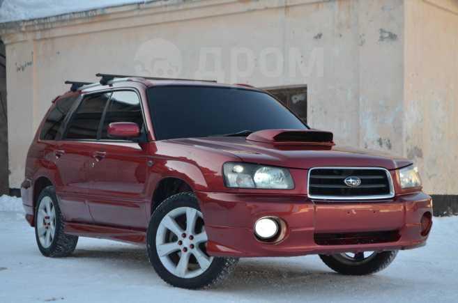 Subaru Forester, 2003 год, 590 000 руб.