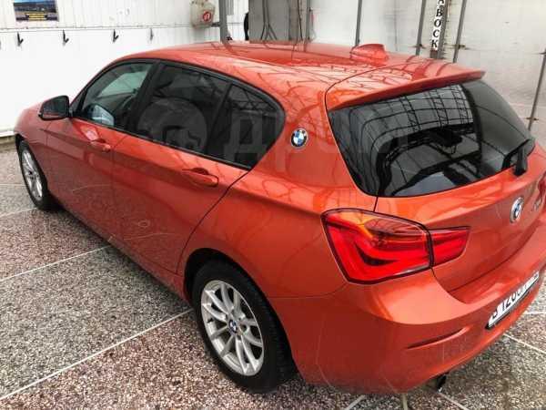 BMW 1-Series, 2017 год, 1 165 000 руб.