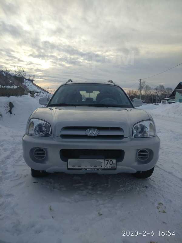Hyundai Santa Fe Classic, 2009 год, 600 000 руб.