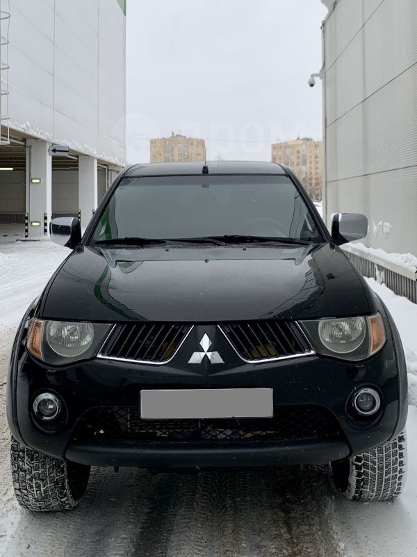 Mitsubishi L200, 2008 год, 700 000 руб.