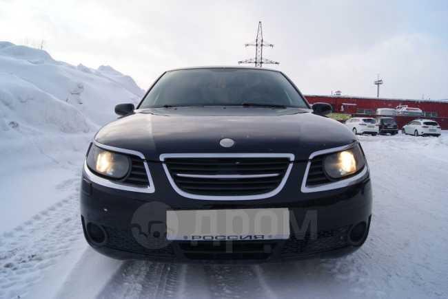 Saab 9-5, 2005 год, 370 000 руб.