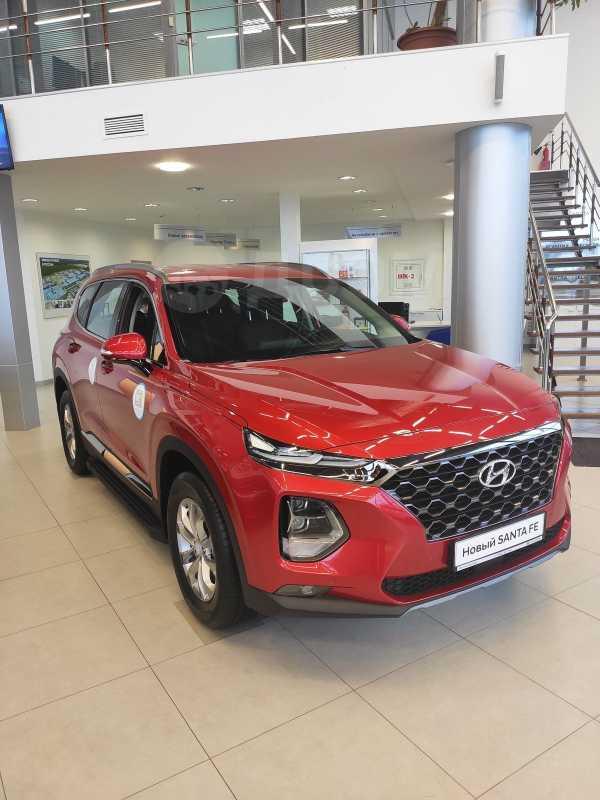 Hyundai Santa Fe, 2019 год, 2 404 000 руб.