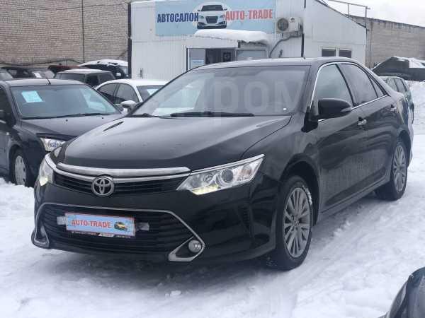 Toyota Camry, 2017 год, 1 389 000 руб.