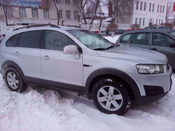 Chevrolet Captiva, 2012 год, 625 000 руб.
