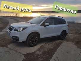 Хабаровск Forester 2016