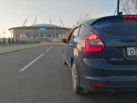 Калуга Ford Focus 2013
