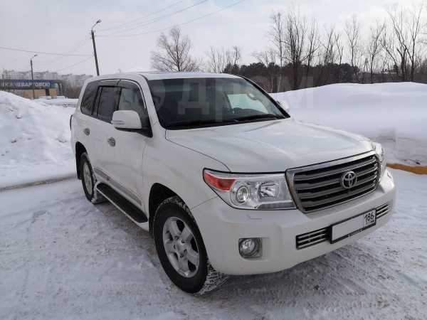 Toyota Land Cruiser, 2013 год, 2 950 000 руб.