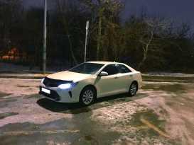 Москва Toyota Camry 2017