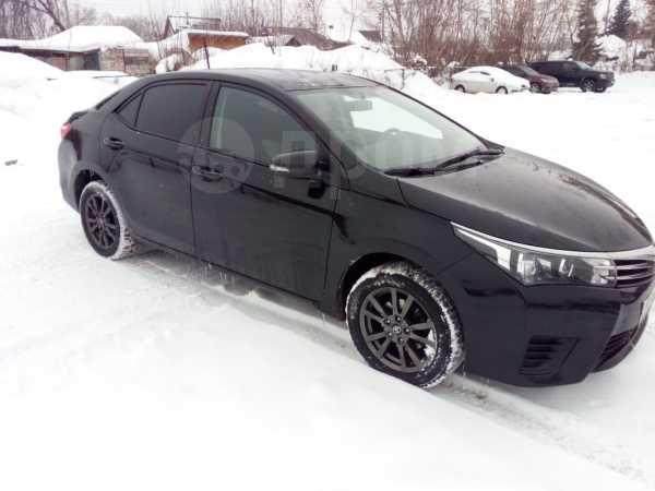 Toyota Corolla, 2015 год, 819 000 руб.