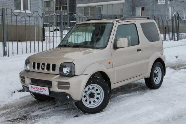 Suzuki Jimny, 2008 год, 547 000 руб.