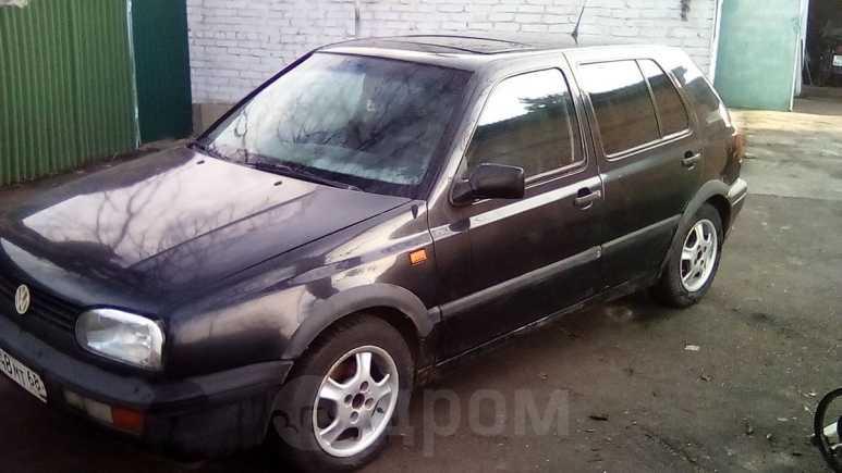 Volkswagen Golf, 1993 год, 98 000 руб.