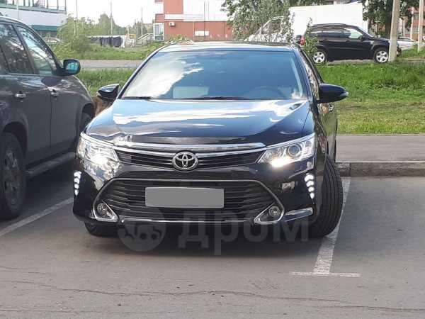 Toyota Camry, 2015 год, 1 290 000 руб.
