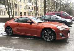 Москва GT 86 2014