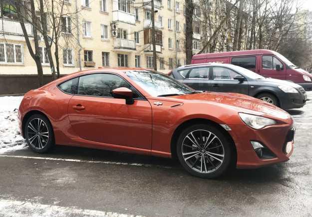 Toyota GT 86, 2014 год, 1 450 000 руб.