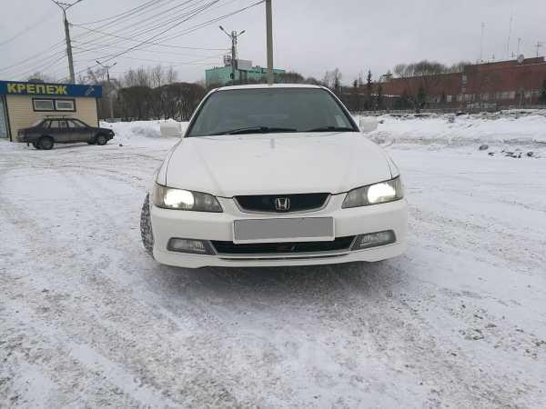 Honda Accord, 2001 год, 240 000 руб.