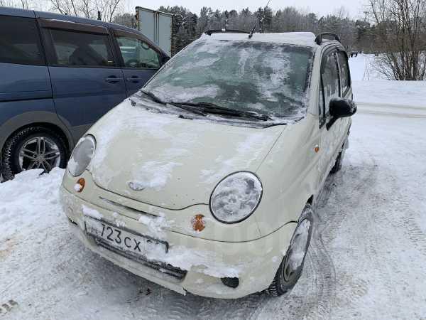 Daewoo Matiz, 2008 год, 50 000 руб.