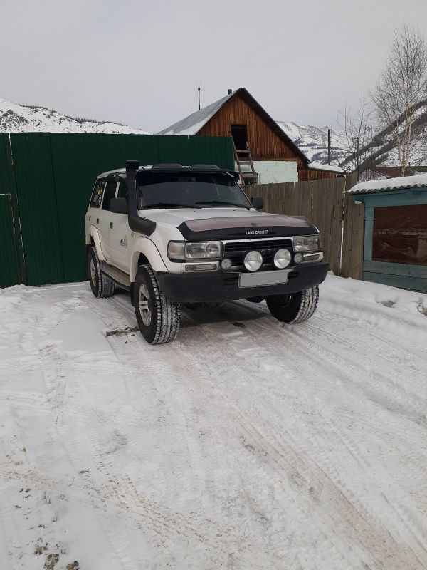 Toyota Land Cruiser, 1993 год, 970 000 руб.
