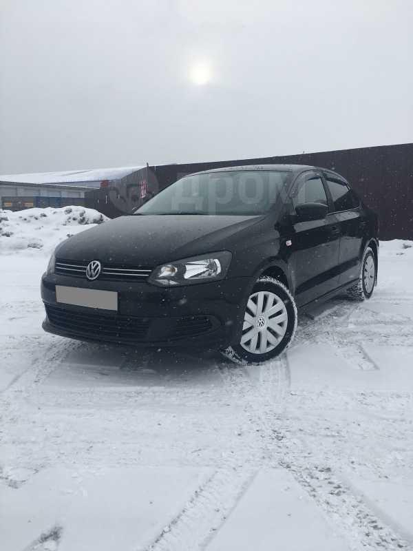 Volkswagen Polo, 2011 год, 409 000 руб.