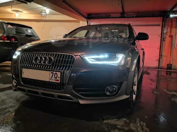 Audi A4 allroad quattro, 2014 год, 1 270 000 руб.
