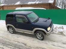 Уфа Pajero Mini 2001