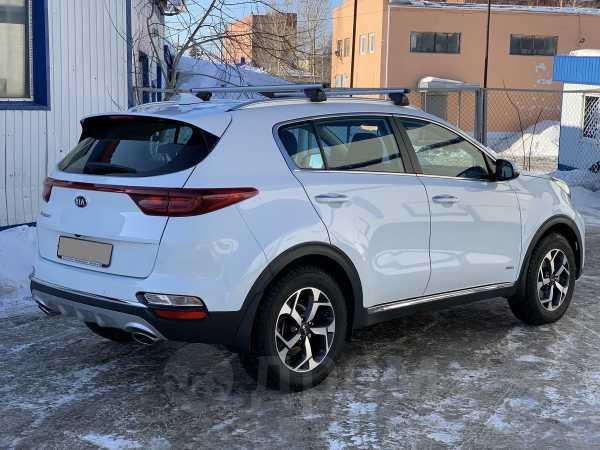 Kia Sportage, 2018 год, 1 599 999 руб.