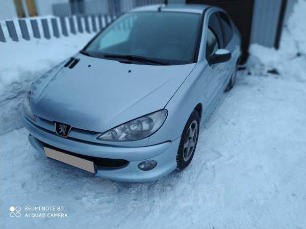 Peugeot 206, 2007 год, 208 000 руб.