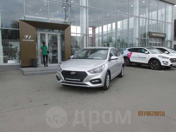 Hyundai Solaris, 2019 год, 930 400 руб.