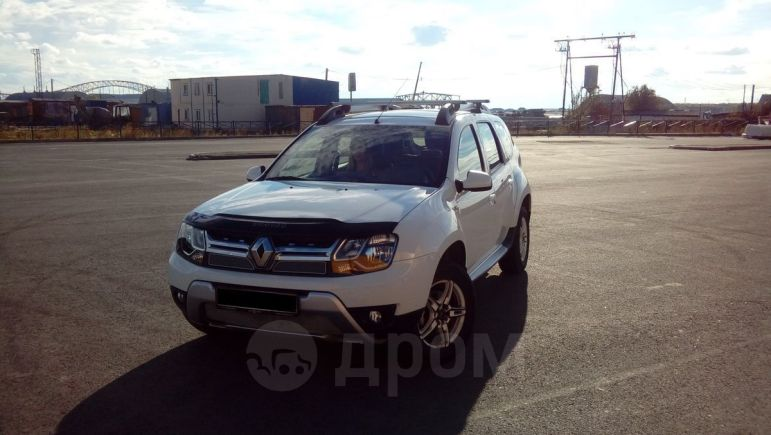 Renault Duster, 2015 год, 790 000 руб.