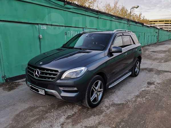 Mercedes-Benz M-Class, 2015 год, 2 125 000 руб.