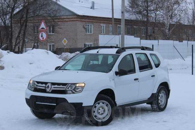 Renault Duster, 2017 год, 559 000 руб.