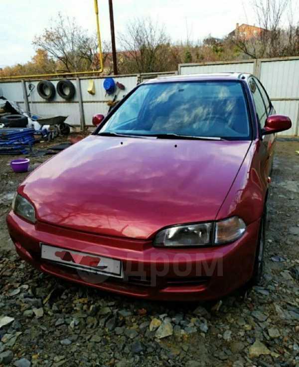 Honda Civic, 1992 год, 120 000 руб.