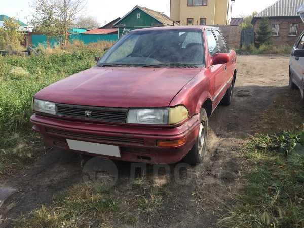 Toyota Corolla, 1989 год, 22 000 руб.