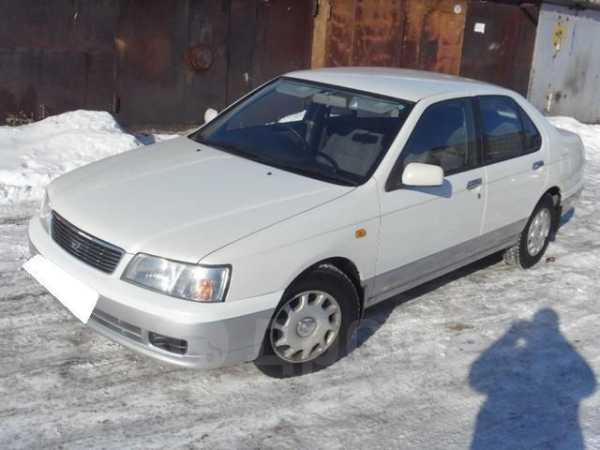Nissan Bluebird, 2001 год, 290 000 руб.