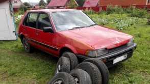 Красноярск Corolla FX 1984